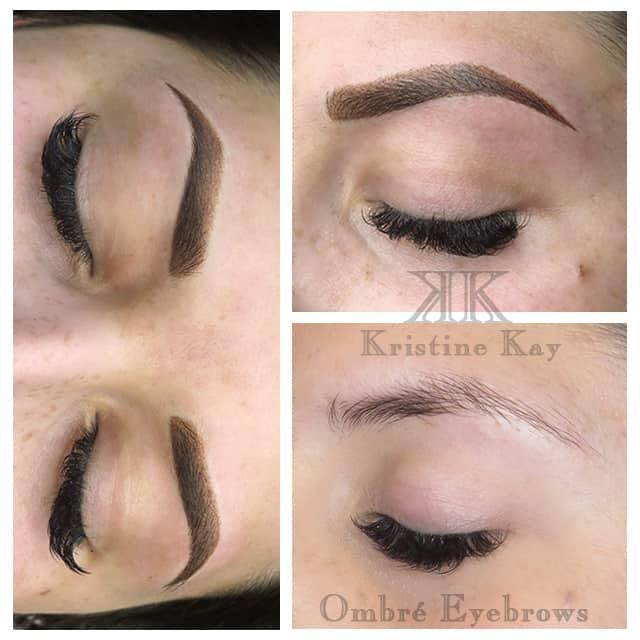 microblading hairstroke eyebrows kansas city